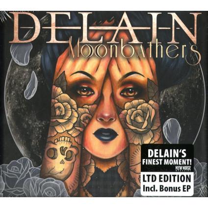 Moonbathers - Delain - CD