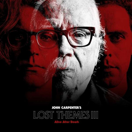 Lost Themes III: Alive After Death - John Carpenter - LP
