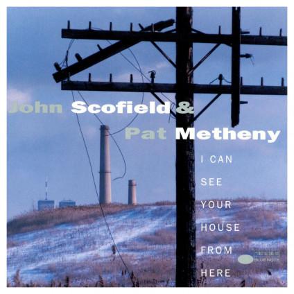Pat Metheny - John Scofield - LP