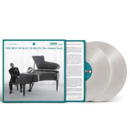 The Best Of Ray Charles The Atlantic Years - Charles Ray - LP