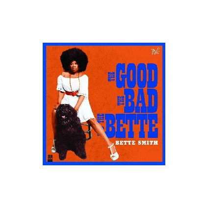 The Good The Bad And The Bette - Smith Bette - LP