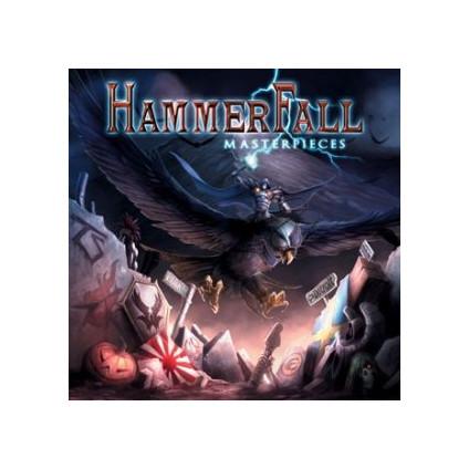 Masterpieces - Hammerfall - LP