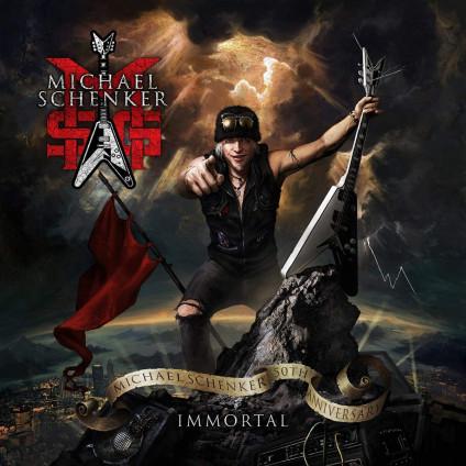 Immortal (Vinyl Gold Gatefold) - Schenker Michael Group - LP