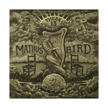 These 13 (Vinyl Marbled) - Mathus Jimbo & Bird Andrew - LP