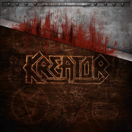 Under The Guillotine - Kreator - LP