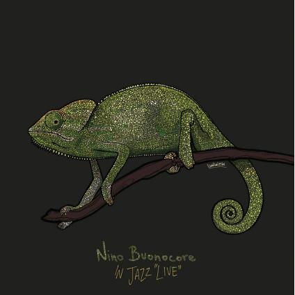 In Jazz Live (180 Gr. Vinile Numerato Limited Edt.) - Buonocore Nino - LP