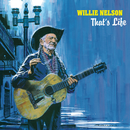 That's Life - Willie Nelson - LP