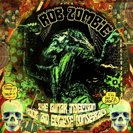 The Lunar Injection Kool Aid Eclipse Conspiracy - Rob Zombie - CD