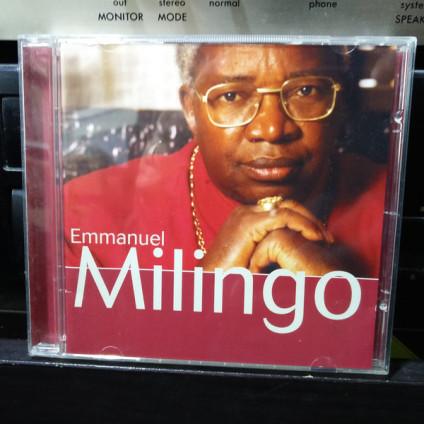 Emmanuel Milingo - Emmanuel Milingo - CD