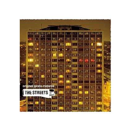 Original Pirate Material - The Streets - LP