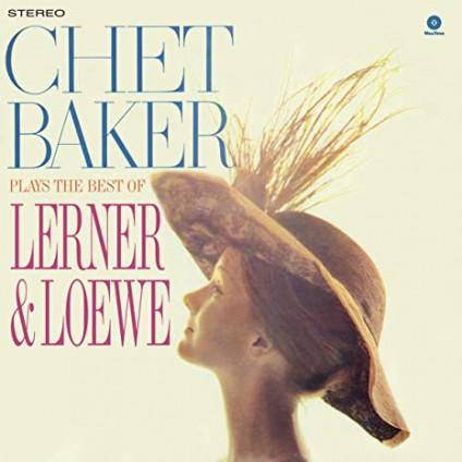 Plays The Best Of Lerner & Loewe - Chet Baker - LP