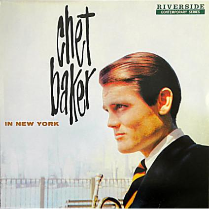 In New York - Chet Baker - LP