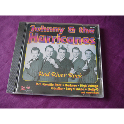 Red River Rock - Johnny And The Hurricanes - CD