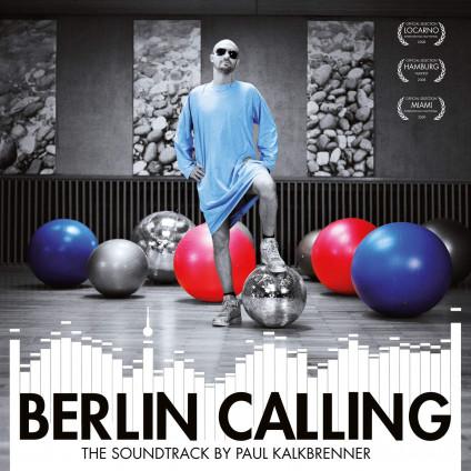 Berlin Calling (The Soundtrack) - Paul Kalkbrenner - LP