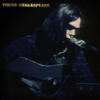 Young Shakespeare - Neil Young - LP