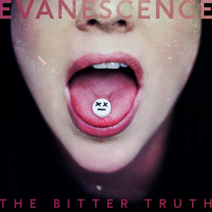 The Bitter Truth - Evanescence - CD