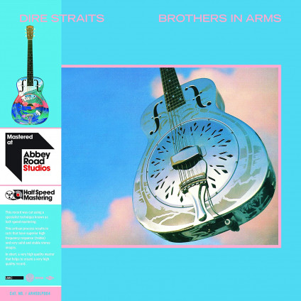 Brothers In Arms - Dire Straits - LP