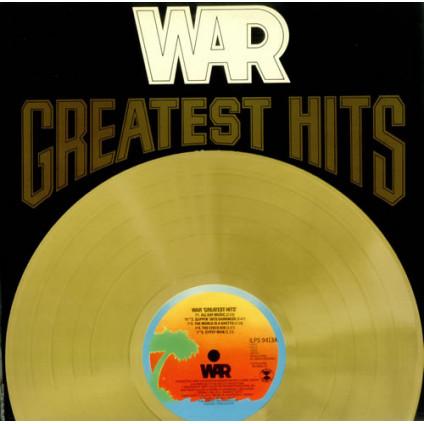 Greatest Hits - War - LP