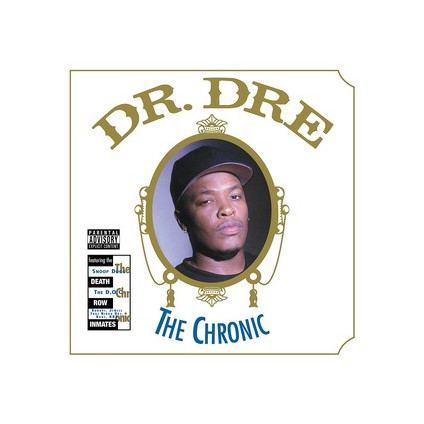 The Chronic - Dr. Dre - LP