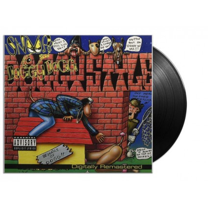 Doggystyle - Snoop Doggy Dogg - LP
