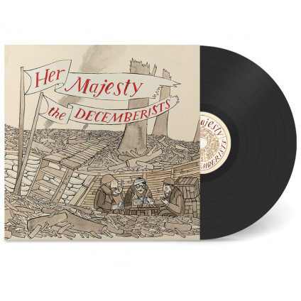 Her Majesty - The Decemberists - LP