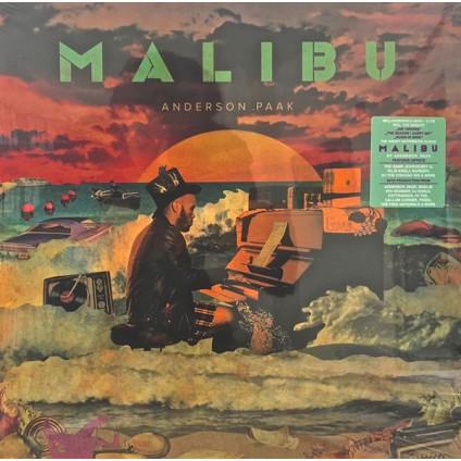 Malibu - Anderson .Paak - LP