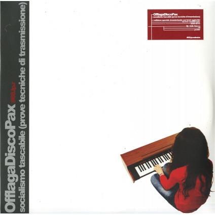 Socialismo Tascabile (Prove Tecniche Di Trasmissione) - OfflagaDiscoPax - LP