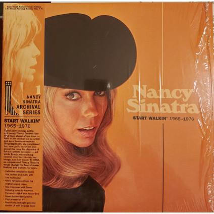 Start Walkin' 1965-1976 - Nancy Sinatra - LP