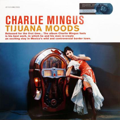 Tijuana Moods - Charlie Mingus - LP
