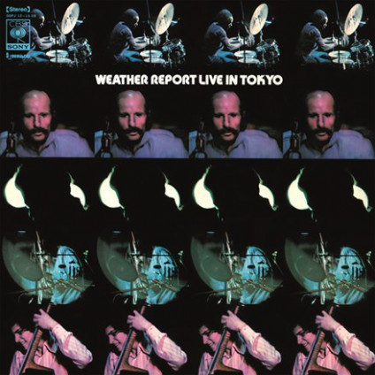 Weather Report Live In Tokyo - Weather Report - LP