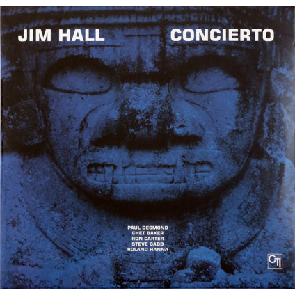 Concierto - Jim Hall - LP