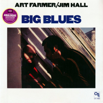 Jim Hall - Art Farmer - LP