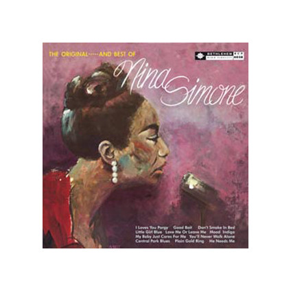 Little Girl Blue - Nina Simone - LP