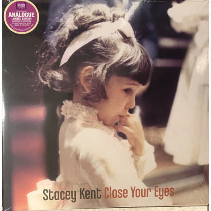 Close Your Eyes - Stacey Kent - LP