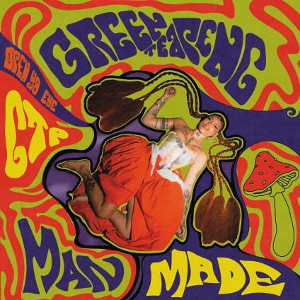 Man Made - Greentea Peng - CD