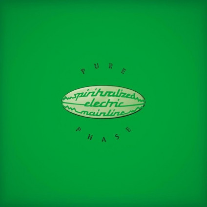 Pure Phase (Glow In The Dark Vinyl) - Spiritualized - LP