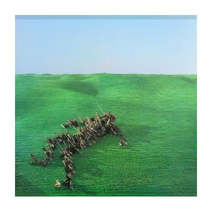 Bright Green Field - Squid - CD