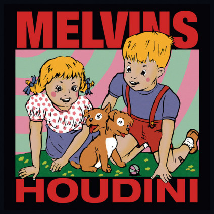 Houdini - Melvins - LP