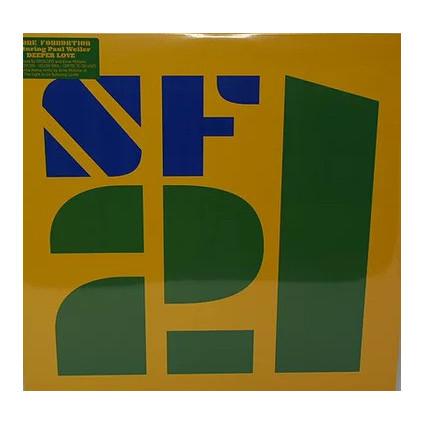 "Paul Weller - Stone Foundation - 12"""