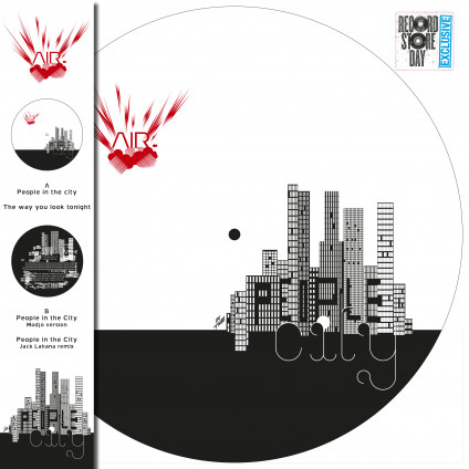 People In The City - AIR - LP