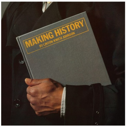 Making History - Linton Kwesi Johnson - LP