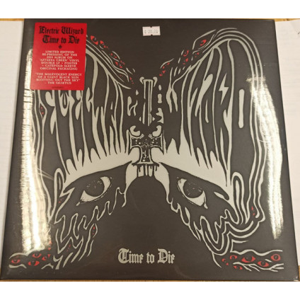 Time To Die - Electric Wizard - LP