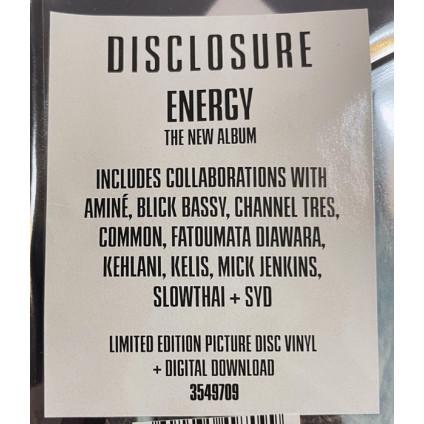 Energy - Disclosure - LP