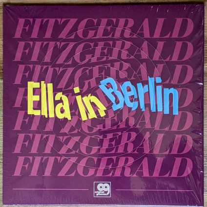 Ella In Berlin - Ella Fitzgerald - LP