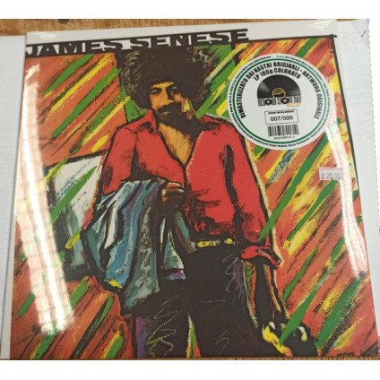 James Senese - James Senese - LP
