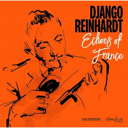 Echoes Of France - Django Reinhardt - LP