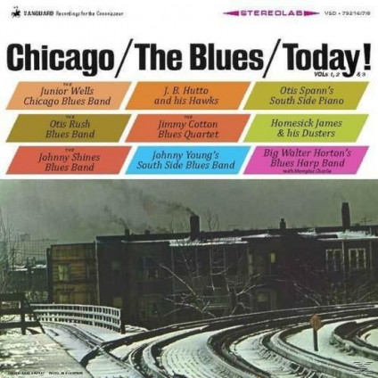 Chicago/The Blues/Today !...