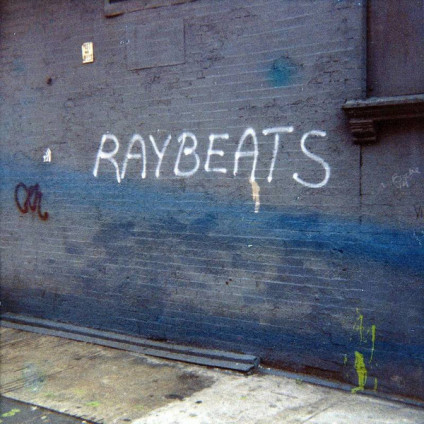 The Lost Philip Glass Sessions - The Raybeats - LP