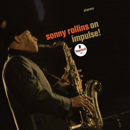 On Impulse! - Sonny Rollins - LP