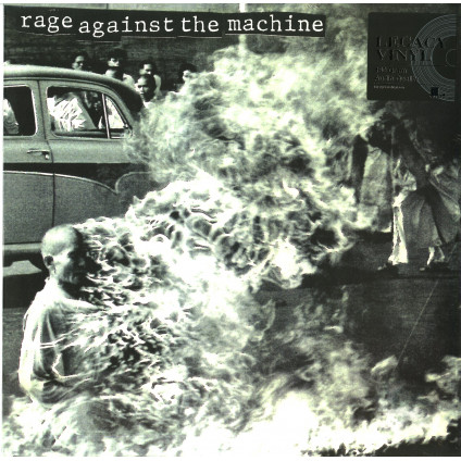 Rage Against The Machine - Rage Against The Machine - LP